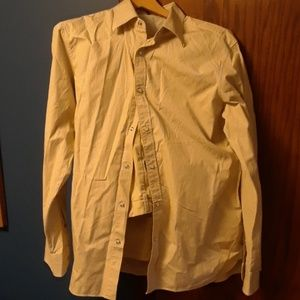 Banana republic long slv shirt L